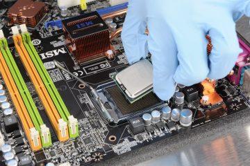 Сборка и модернизация компьютеров